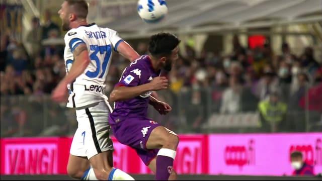 Serie A, Maalikooste: Fiorentina - Internazionale