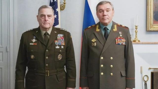 MTV Uutiset Live, Yhdysvaltojen ja Venäjän sotilasjohtajat ovat tavanneet tänään Vantaalla – Ilkka Kanerva kertoo taustat
