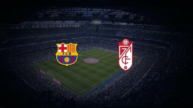 La Liga, Maalikooste: Barcelona - Granada