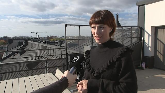 MTV Uutiset Live, Hihka-jäniksen luoja Kati Launiainen kertoo, miten piirroshahmosta tuli tunnettu ja miten hahmo on muuttunut vuosien varrella