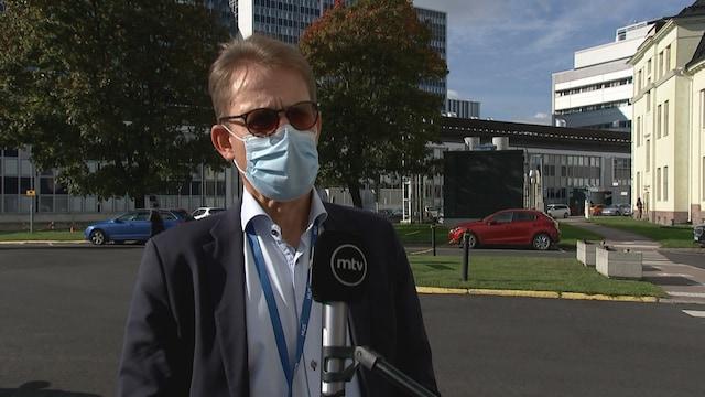 MTV Uutiset Live, Osa koronarokotteista päätyi jätteeksi – riskiryhmien ja sotehenkilöstön kolmas rokotuskierros alkoi vauhdikkaasti