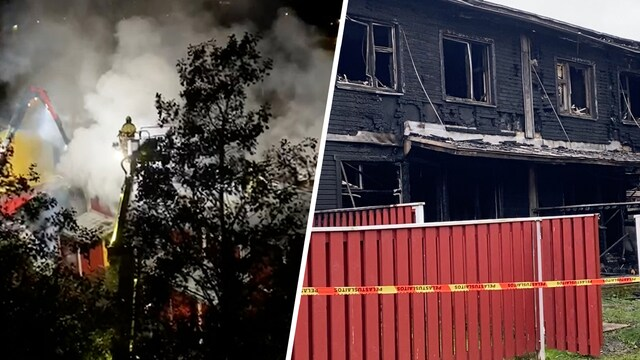 Uutisklipit, Näin rajusti tulipalo tuhosi rivitaloasunnot Tapulikaupungissa