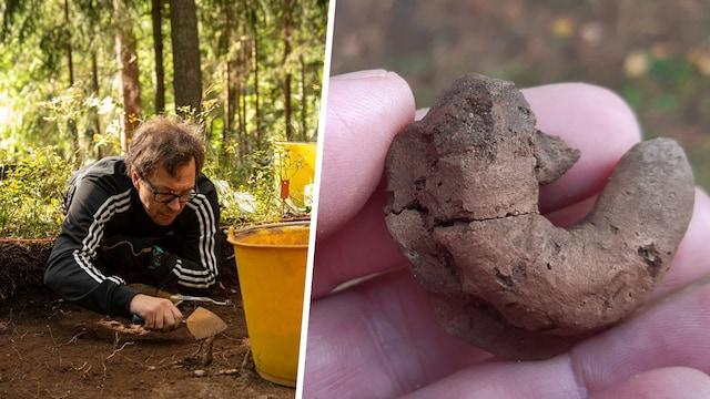 """Uutisklipit, Lohjalla tehtiin mysteerinen yli 5 500 vanha kivikauden esine – vastaavanlaisia löydetty Suomesta harvoin: """"Semmoinen 5–6 kappaletta"""""""