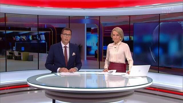 Seitsemän uutiset, Maanantai 27.9. klo 19:00