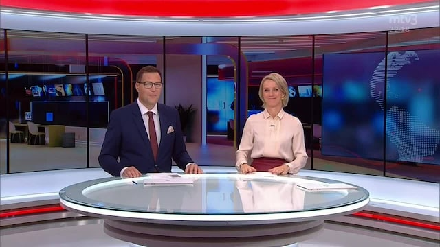 Kymmenen uutiset, Maanantai 27.9. klo 22:00