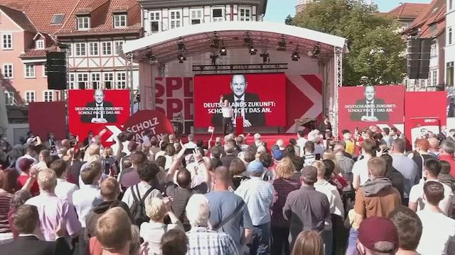 MTV Uutiset Live, Saksan vaalit pidetään sunnuntaina