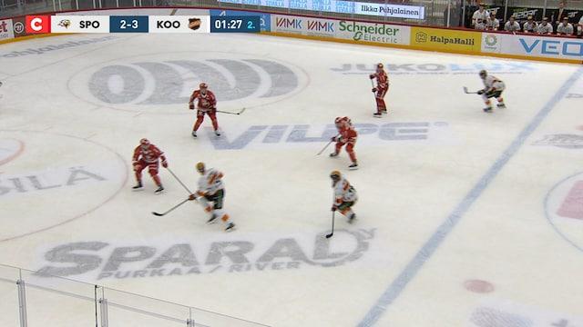 Liiga, Petteri Nikkilä jäähy 10 minuuttia