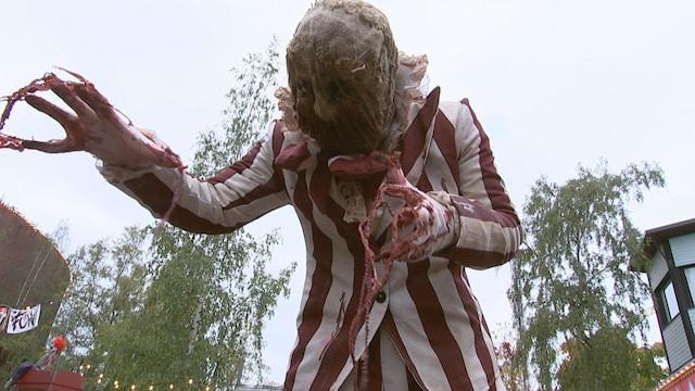 MTV Uutiset Live, Kauhu kiehtoo suomalaisia – MTV Linnanmäen karmaisevassa kauhufestivaalissa