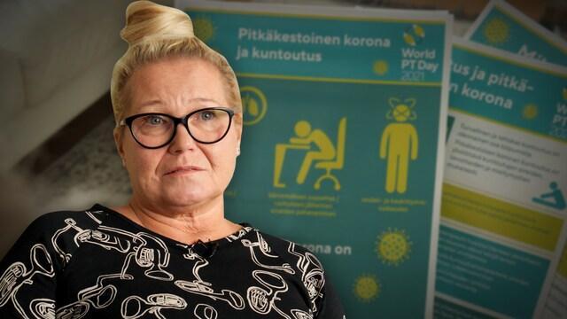 MTV Uutiset Live, Eliisa sairastui koronaan viime vuonna, eikä ole vieläkään toipunut – kertoo nyt piinallisista oireista