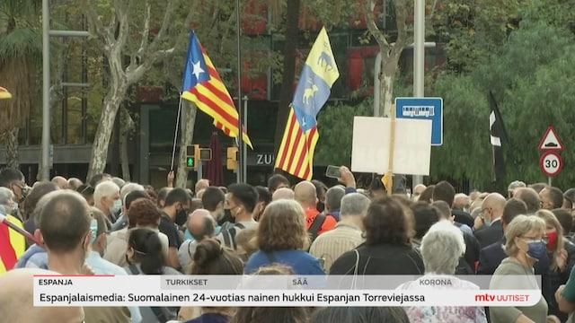 Uutisjutut: Ulkomaat, Eilen Sardiniassa pidätetty Katalonian entinen aluejohtaja Carles Puigdemont vapautettiin iltapäivällä
