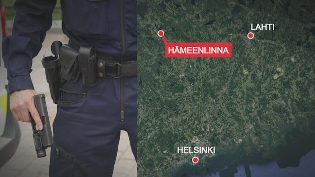 MTV Uutiset Live, Tämä Hämeenlinnan poliisiampumisesta tiedetään nyt – poliisi haastattelussa
