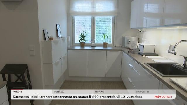 Uutisjutut: Kotimaa, Op:n Ritakallio ei usko asuntomarkkinakuplaan vaikka hinnat nousevat nopeasti