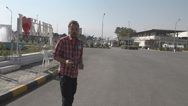MTV Uutiset Live, Kabulin vaurioitunutta lentokenttää yritetään saada käyttönkuntoon – MTV:n raportti Afganistanista