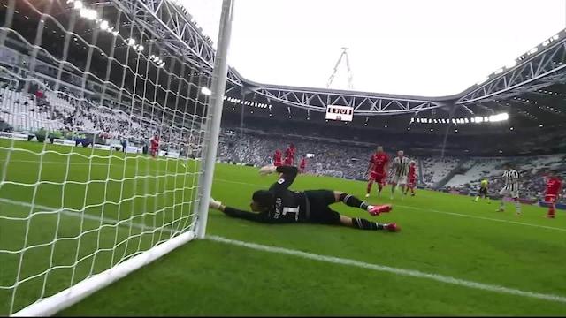 Serie A, Maalikooste: Juventus - Sampdoria