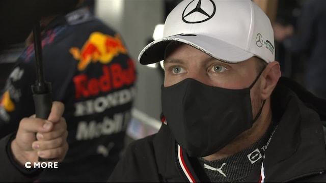 """Formula 1: Venäjän GP, Bottas: """"Ei päässyt ohitusetäisyydelle missään, mutta pisteitä kuitenkin"""""""