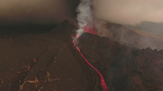 MTV Uutiset Live, La Palman lentokenttä saatiin avattua – uusimmat tiedot ja kiuvat Kanariansaarten tulivuorenpurkauksesta