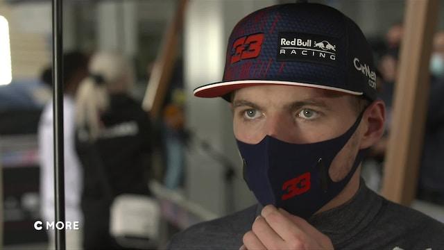 """Formula 1: Venäjän GP, Verstappen tyytyväinen kakkostilaan: """"Vielä aamulla en olisi uskonut"""""""