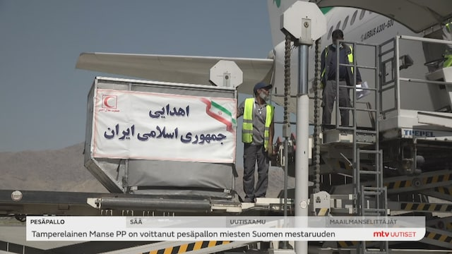 Uutisjutut: Ulkomaat, Afganistanissa evakuointien sekasorrossa vaurioitunutta Kabulin lentokenttää yritetään saada käyttökuntoon