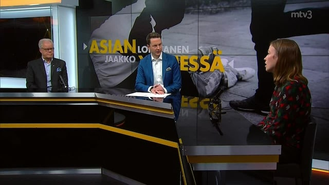 3. Asian ytimessä, Jaakko Loikkanen