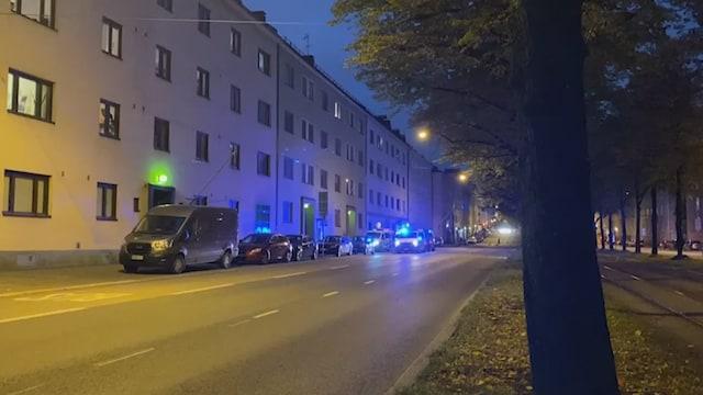 MTV Uutiset Live, Poliisilla on käynnissä tehtävä Mäkelänkadulla Helsingissä – tältä tapahtumapaikalla näyttää