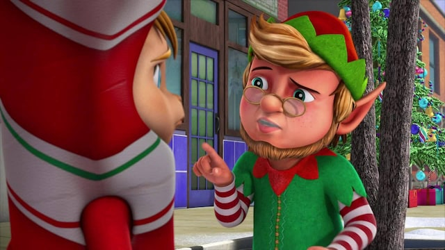 Alvin ja pikkuoravat, Jakso 51: Tero-Tonttu