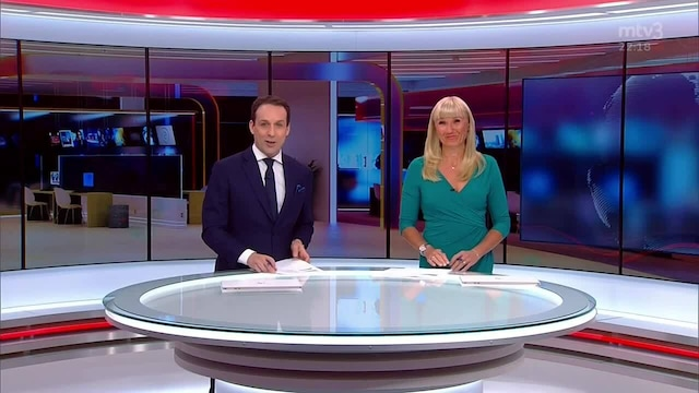 Kymmenen uutiset, Perjantai 1.10. klo 22:00
