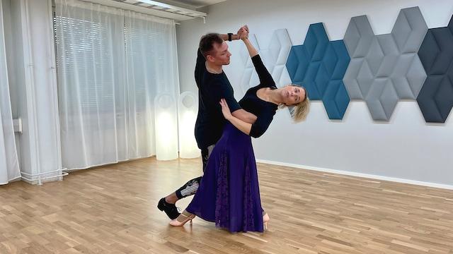 Tanssikupla, Jakso 10: Vallaton vakioviikko