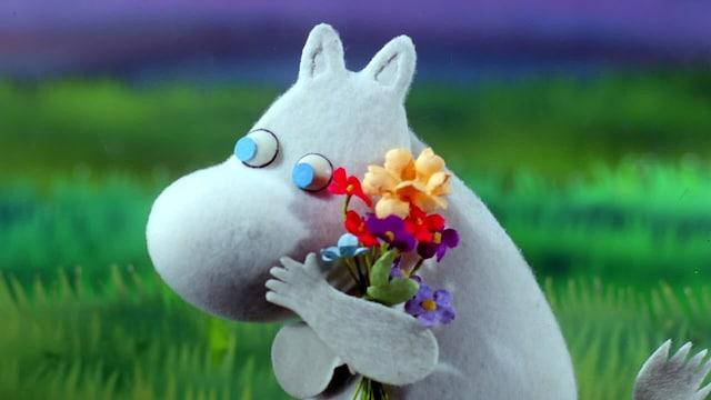 Muumien maailma, Jakso 30: Sedrik-koira