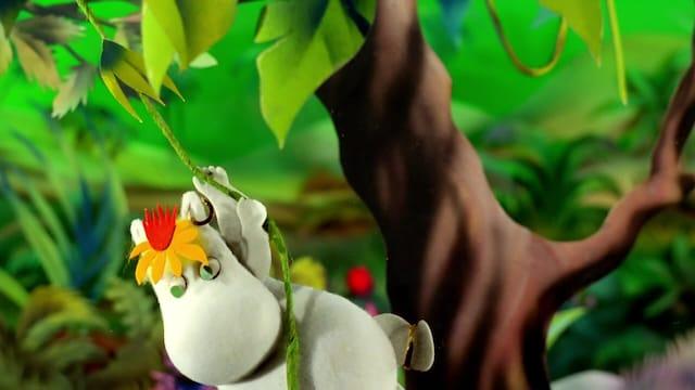Muumien maailma, Jakso 32: Viidakkoelämää