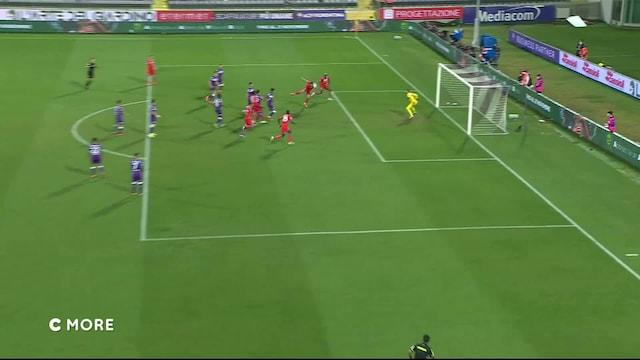 Serie A, Maalikooste: Fiorentina – Napoli
