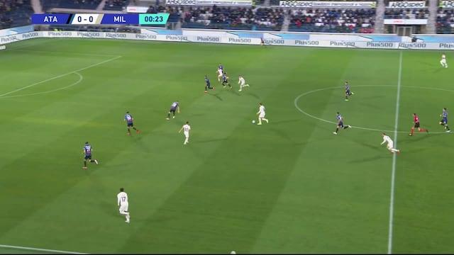La Liga, Maalikooste: Atalanta - AC Milan