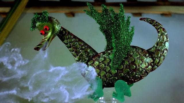 Muumien maailma, Jakso 27: Viimeinen lohikäärme