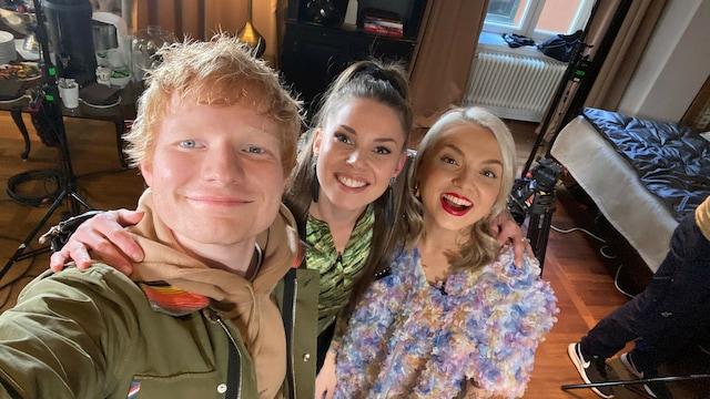 Posse, Ed Sheeran Possen haastattelussa