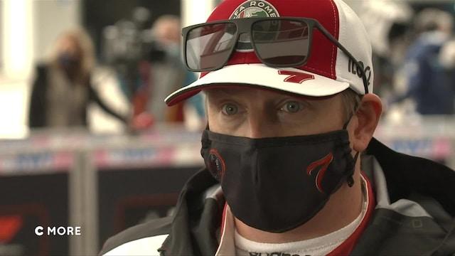 """Formula 1: Turkin GP, Räikkönen: """"Ei kauhean hyvin mennyt"""""""