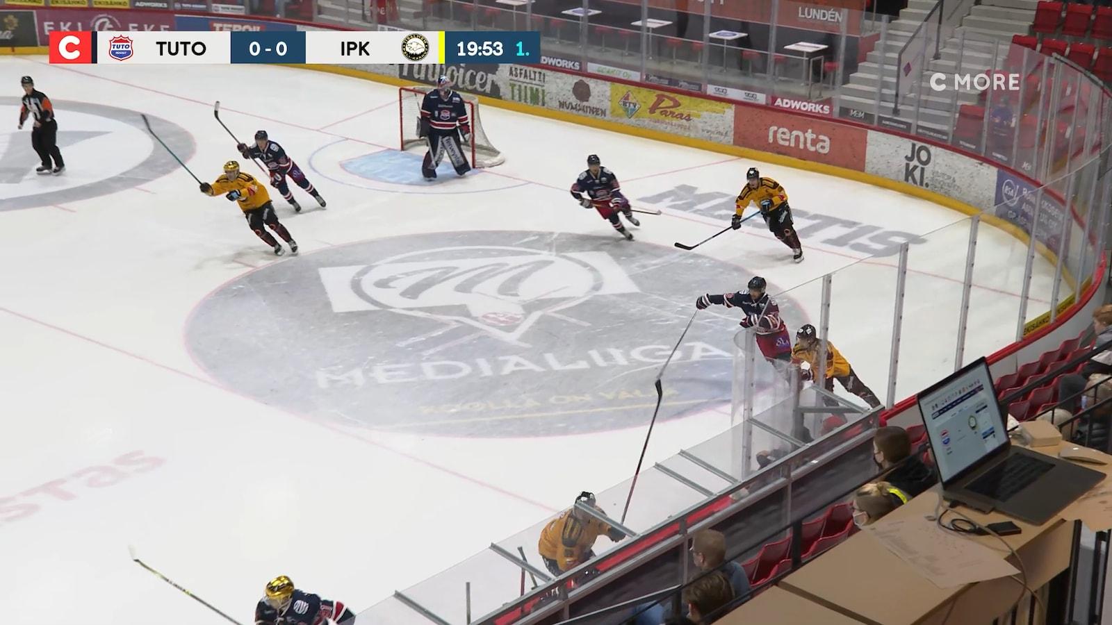 Maalikooste: TUTO Hockey - IPK