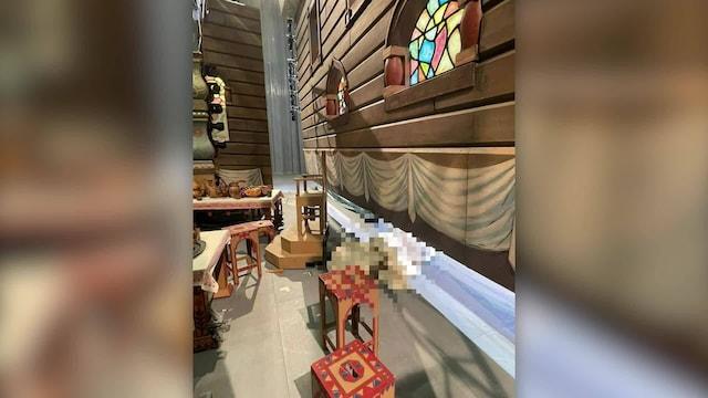 Uutisklipit, Kamala onnettomuus Moskovan Bolshoi-teatterissa kesken esityksen: Ramppi murskasi esiintyjän