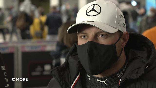 """Formula 1: Turkin GP, Bottas: """"Tuntuu hyvältä, mutta ei ollut mikään helppo voitto"""""""