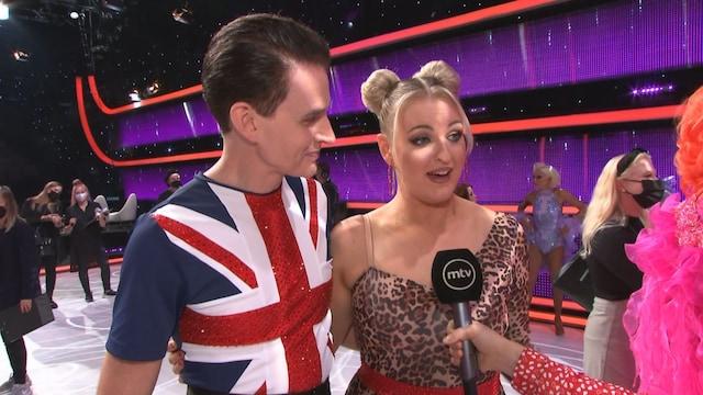 Tanssii tähtien kanssa, Jenni Poikelus yllättyi pudotuksen lopputuloksesta