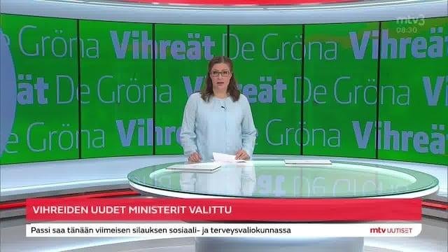 Uutisaamun uutiset, Tiistai 12.10. klo 8:30
