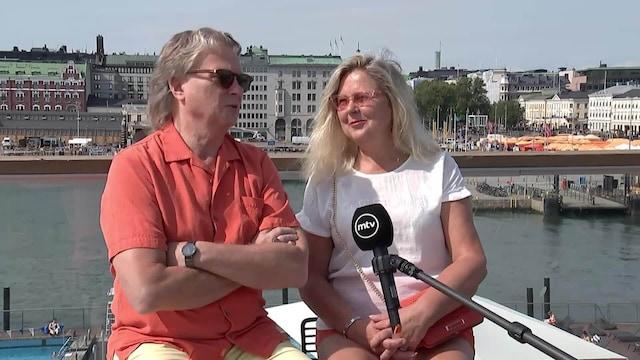 Viihde, Pepe Willberg ja Pauliina-vaimo kävivät läpi huiman elämäntaparemontin – yksi suuri muutos ilahduttaa erityisesti suosikkimuusikkoa