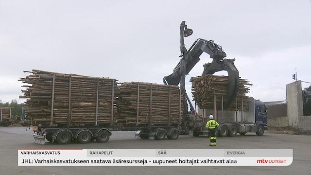 Uutisjutut: Kotimaa, Sellukartellista epäiltyjä suomalaisia metsäyhtiöitä voi uhata jopa satojen miljoonien eurojen sakot