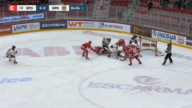 Liiga, Maalikooste: Sport - HPK