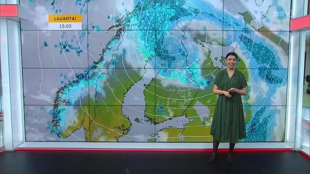 Uutisaamun sää, Torstai 14.10. Syyssää viilenee tällä viikolla