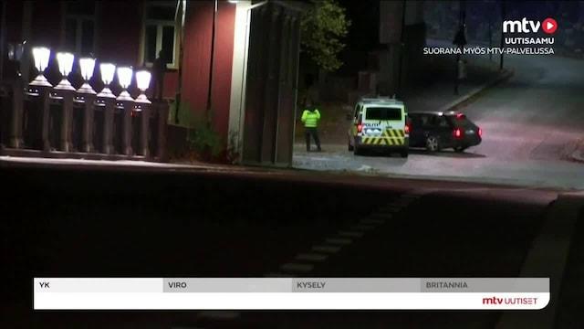 Uutisklipit, Ainakin viisi kuoli Norjan jousipyssyiskussa – tämä tiedetään nyt
