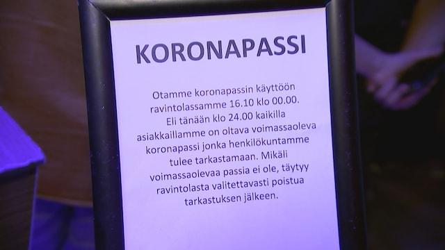 MTV Uutiset Live, Koronapassi toiminut takkuillen ja joko influenssakausi alkoi? Päivän kiinnostavimmat uutiset