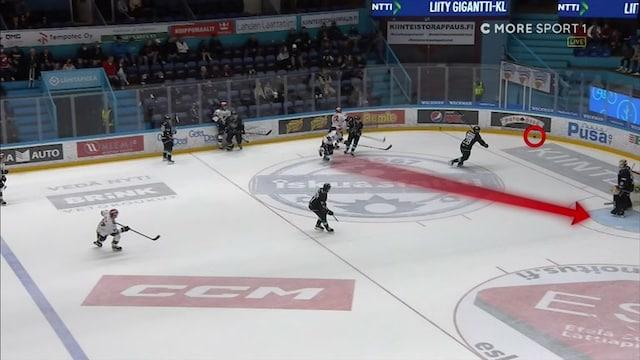 Liiga, Pelintekijät: Olli Palola pilkkoo toimintansa HIFK:n maaliesimerkeissä