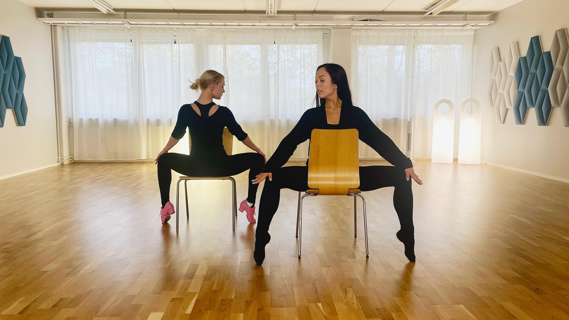 Tanssikupla, Jakso 14: Parinvaihtoviikko