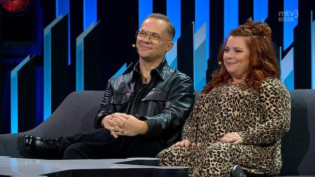 Posse, Kiti Kokkonen ja Marko Keränen haastattelussa