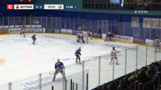 Mestis, Maali: Ketterä - TUTO Hockey, Jesse Liuksiala(14 Ketterä)