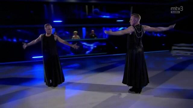 Tanssii tähtien kanssa, Aki & Marko – Shut Up and Dance